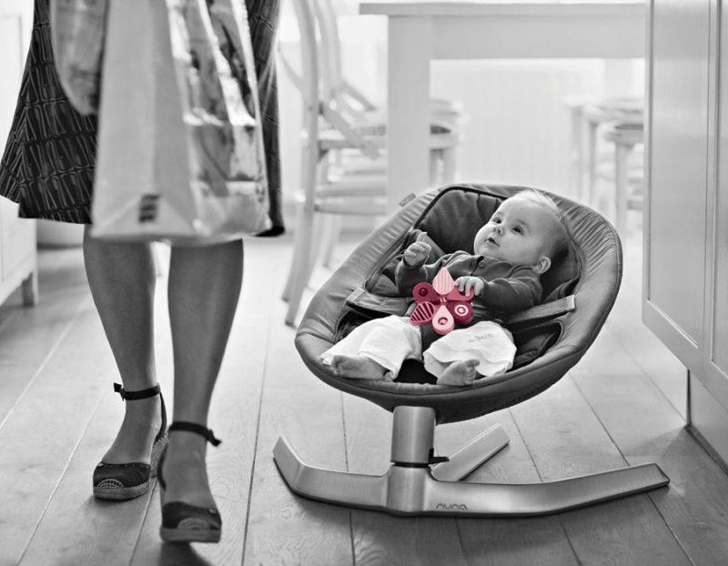Электронные качели для новорожденных: разбираем по порядку