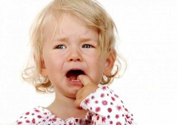 Когда начинают расти и во сколько режутся зубы у новорождённого