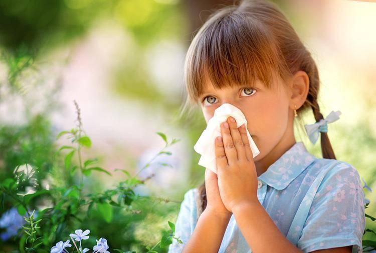 Что делать, если у грудничка аллергия