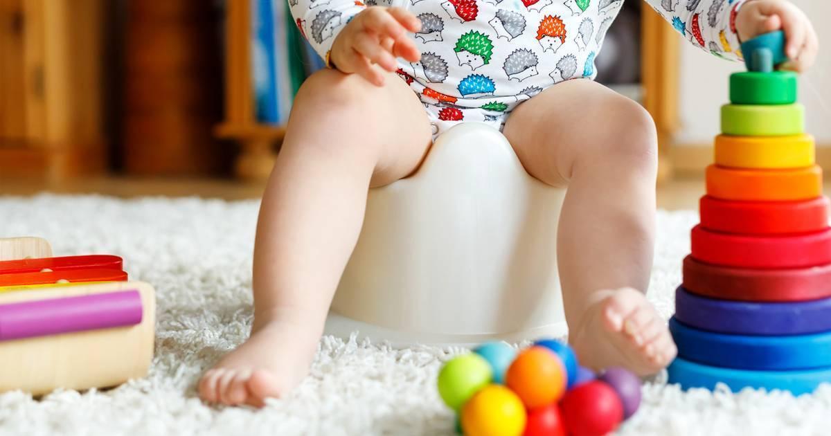 Не может покакать, ребенку 1 месяц