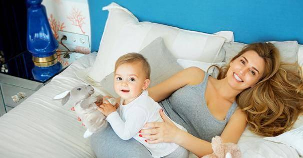 Почему ребенок плохо спит ночью: шесть основных причин