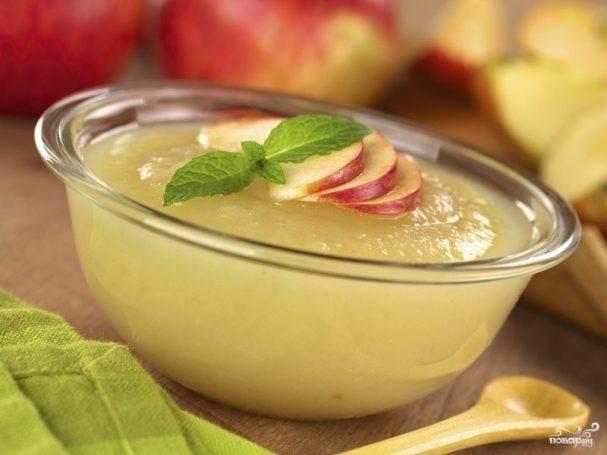 Как приготовить яблочное пюре своими руками для прикорма грудничка: рецепты из свежих яблок и заготовки на зиму. яблочное пюре на зиму: лучшие рецепты с фото