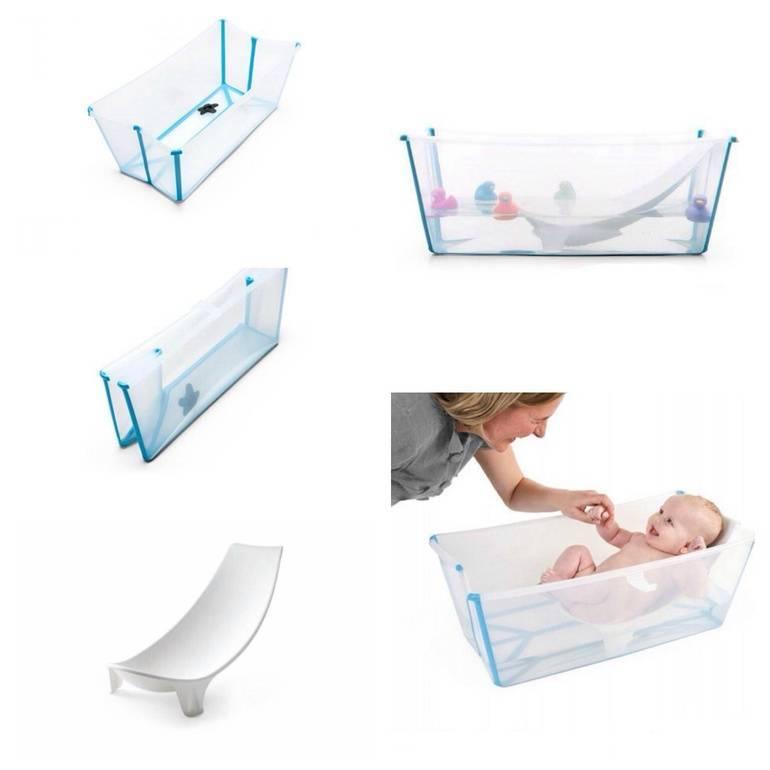 Рекомендации по выбору ванночки для купания новорожденного малыша