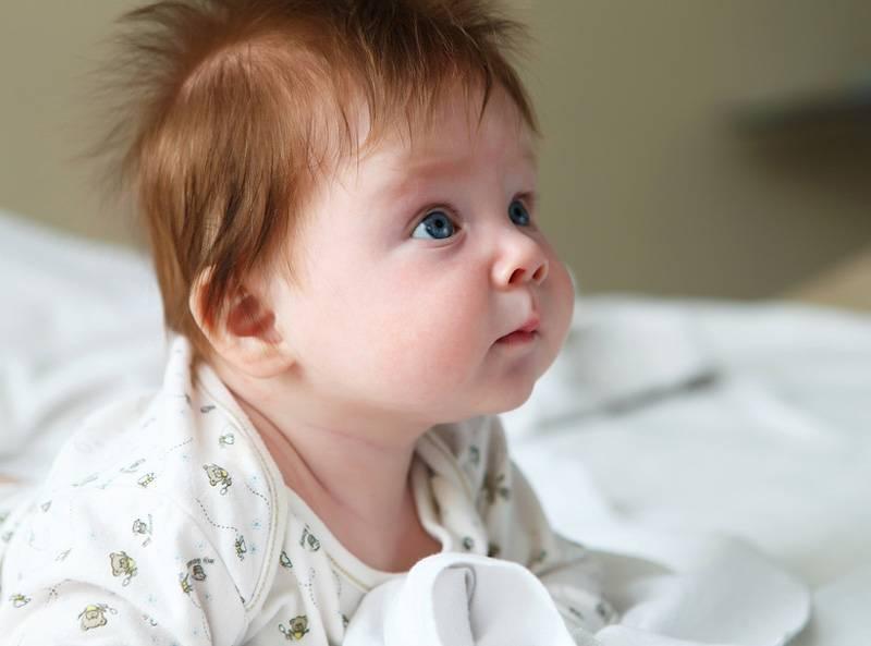 Как меняются девочки к 7 месяцам: нормы развития ребенка и советы доктора комаровского