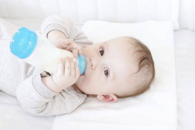 Как сохранить грудное молоко при смешанном вскармливании