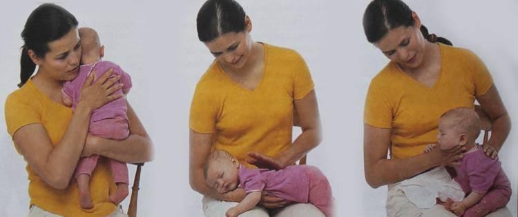 Срыгивание у новорожденных после кормления: причины, норма и отклонения