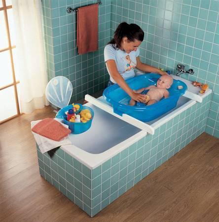 Ванночки для купания новорожденных, правила выбора