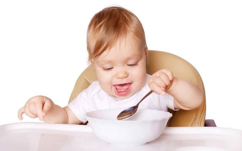 Организовываем прикорм малышу наискусственном вскармливании помесяцам