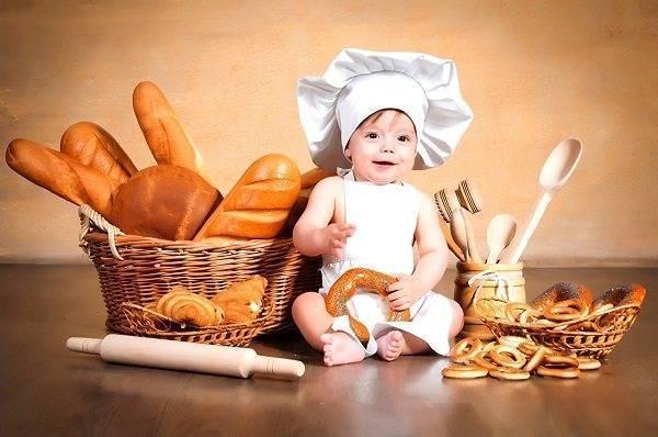 Какой давать хлеб и в каком виде - запись пользователя елена (shenmos1) в сообществе развитие от рождения до года в категории питание - babyblog.ru