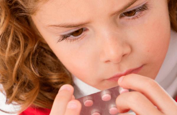 Причины болей в шее у детей