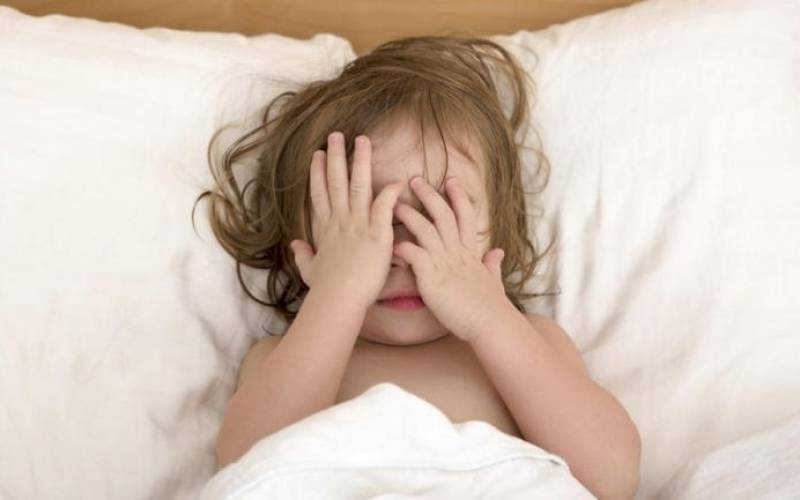 Почему ребенок просыпается ночью с истерикой