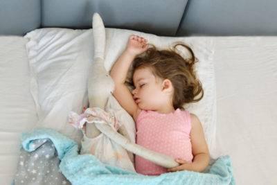 Учащенное дыхание у ребенка во сне при кашле