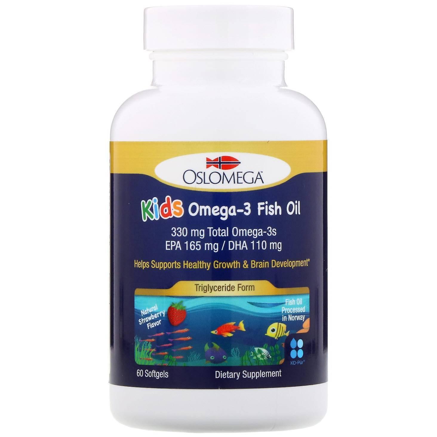 С какого возраста можно давать рыбий жир детям и какой лучше выбрать?