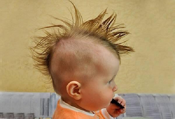 Первая стрижка ребенка - запись пользователя olga (lady_olga) в сообществе здоровье новорожденных в категории разное - babyblog.ru