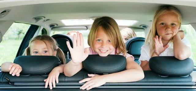 Ребенка укачивает в машине, что делать