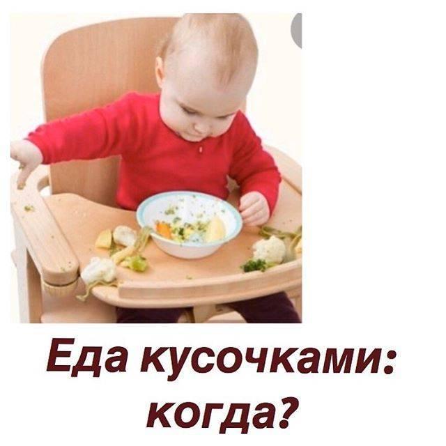 Когда грудничка можно познакомить с солью?