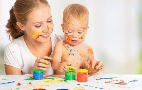 Развивающие игры для детей 1 года. развитие моторики и не только. часть 1   жили-были