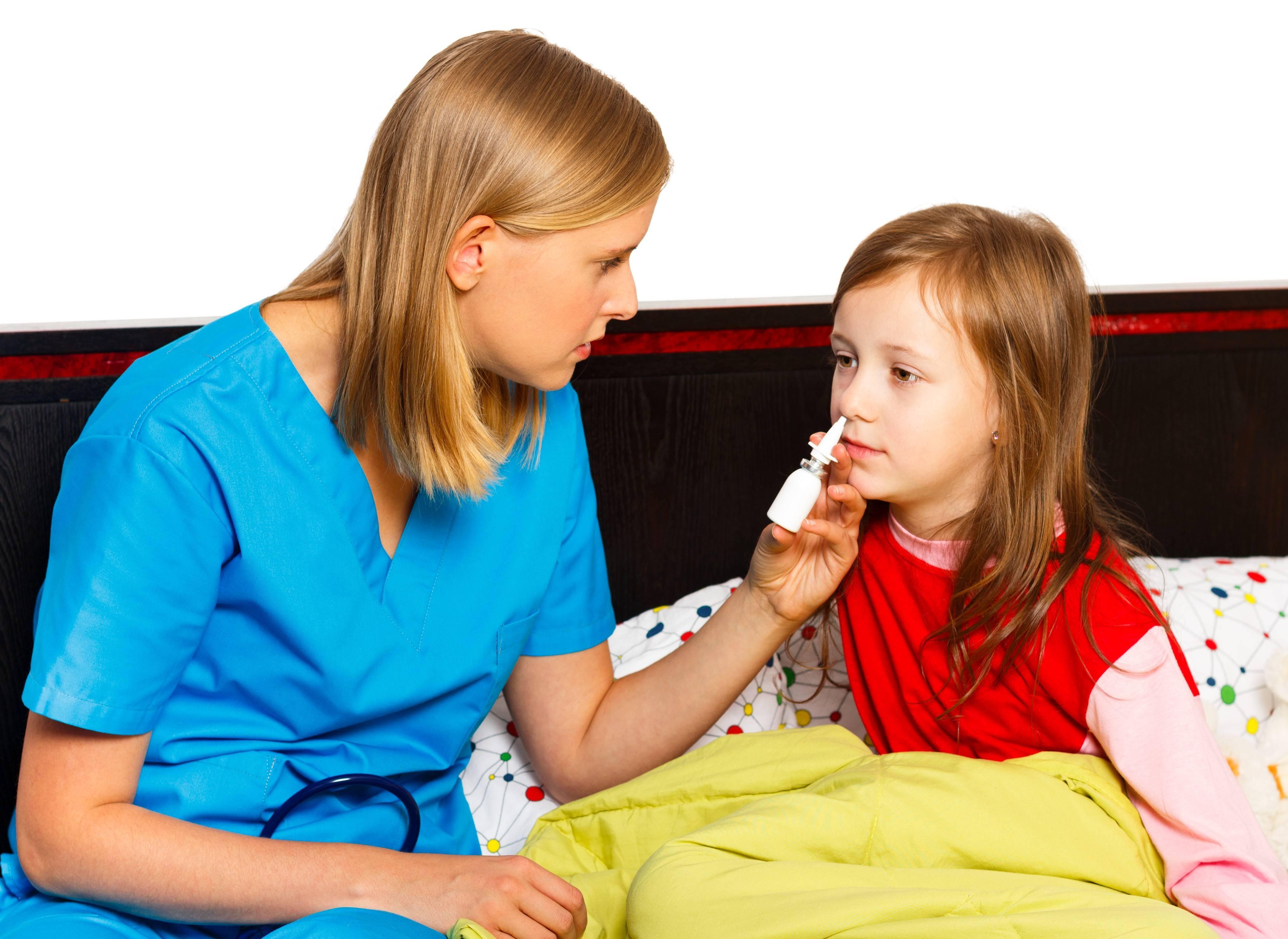 Причины проявления ночной заложенности носа