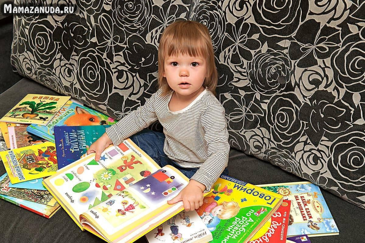 Сказки для новорожденных — что читать самым маленьким детям