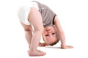 Как отучить ребенка от памперсов на ночь