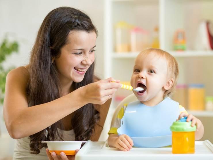Педагогический прикорм грудного ребенка