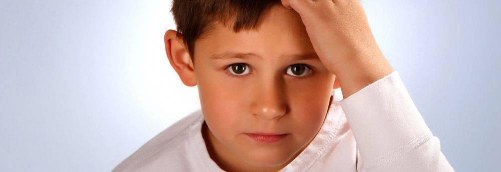 Как определить, есть ли сотрясение головного мозга у ребенка: первые признаки