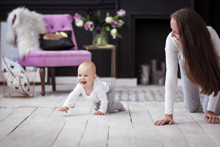 Девочки,бью тревогу ребенку 7 месяцев он не садится и не ползает( - запись пользователя елена (id1774211) в дневнике - babyblog.ru