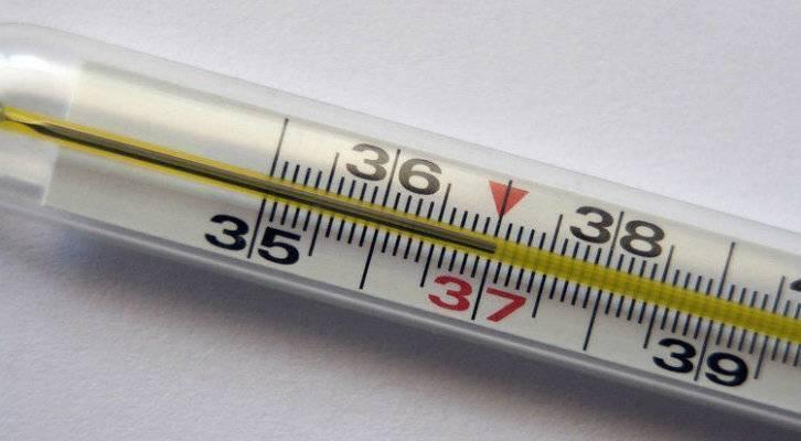 Если у малыша высокая температура без симптомов