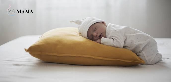 Можно ли грудничку спать на животе ночью: вредно или полезно, почему нельзя