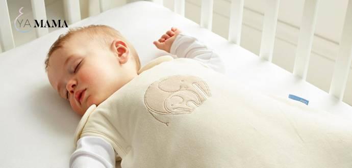 Чем помочь, когда новорожденный малыш мало спит