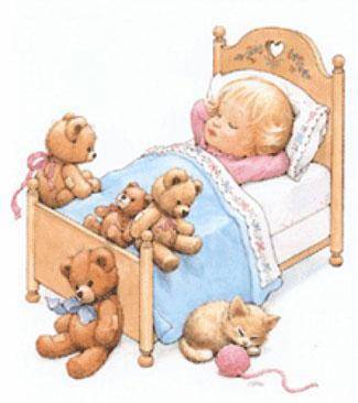 Как приучить малыша к кроватке