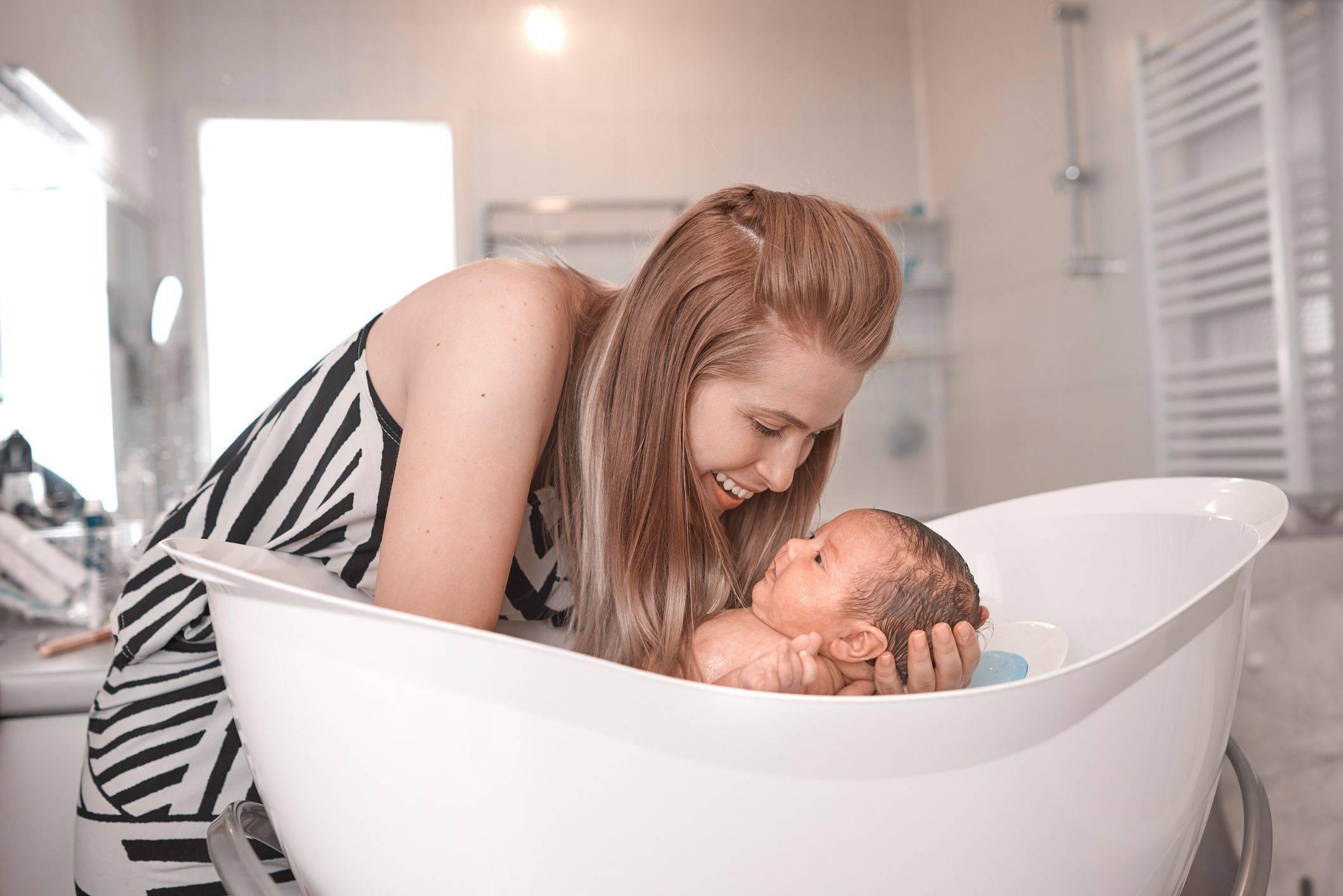 Гигиена новорожденных. средства гигиены для новорожденных