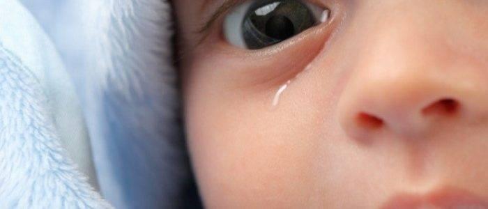 У грудничка гноится глаз мнение доктора комаровского