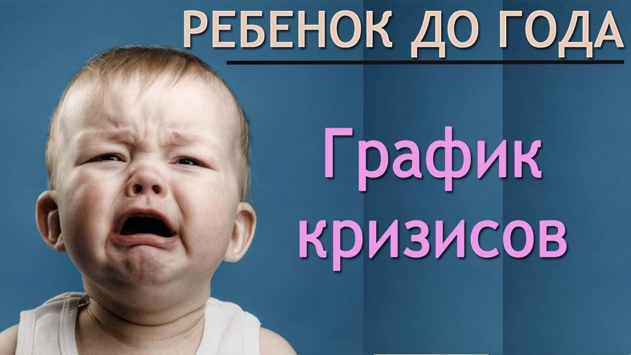 Почему плачет ребенок по ночам и как успокоить грудничка когда он плачет