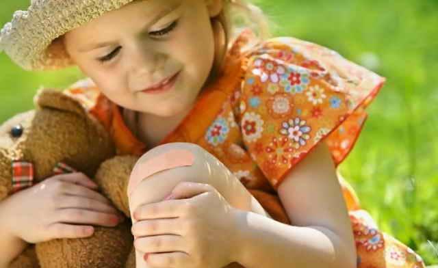 У ребенка болят ноги после орви