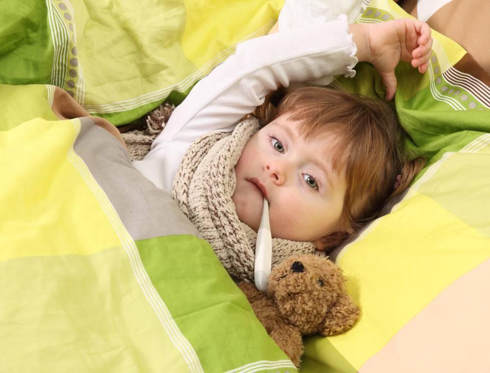 Какой дать антибиотик ребенку затяжной насморк и кашель
