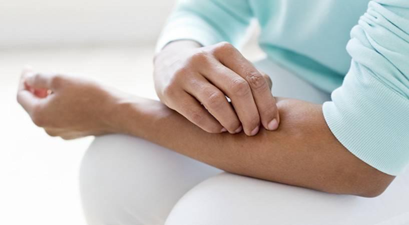 Аллергия у грудничка, что делать, как лечить