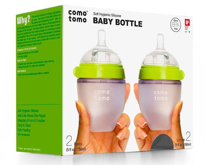 Антиколиковые бутылочки — для спокойствия мамы и ребенка