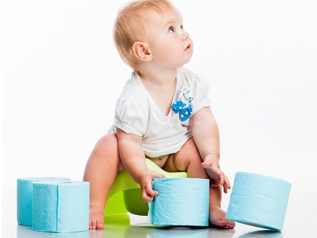 Что делать, если у ребенка понос и температура