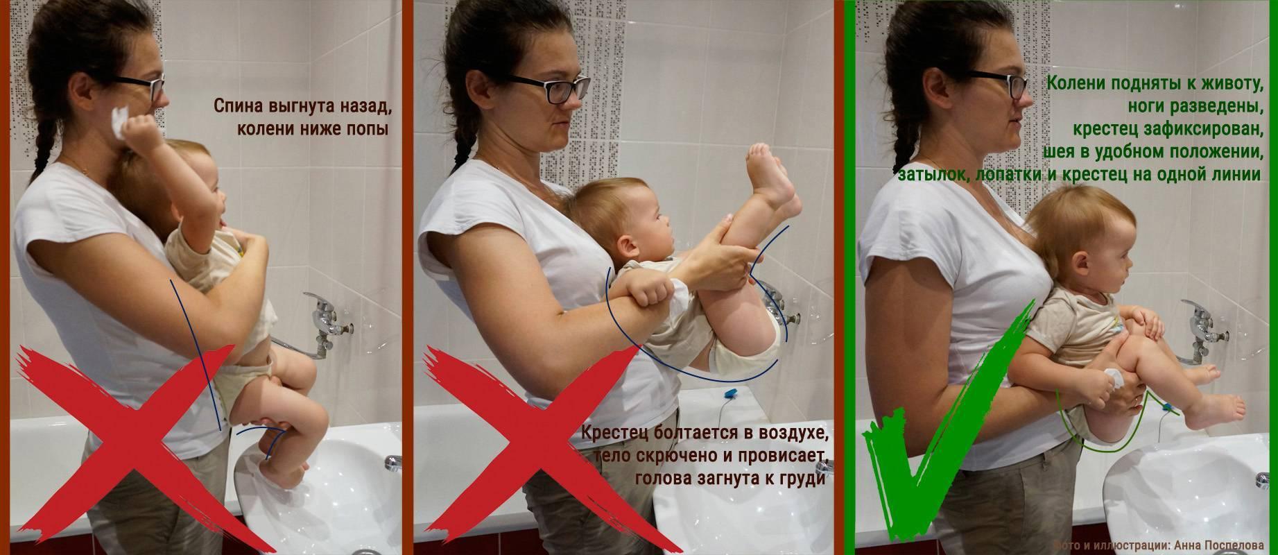 Rebenok-motaet-golovoi - стр. 1 - запись пользователя танюша (tan131) в сообществе здоровье новорожденных в категории разное - babyblog.ru