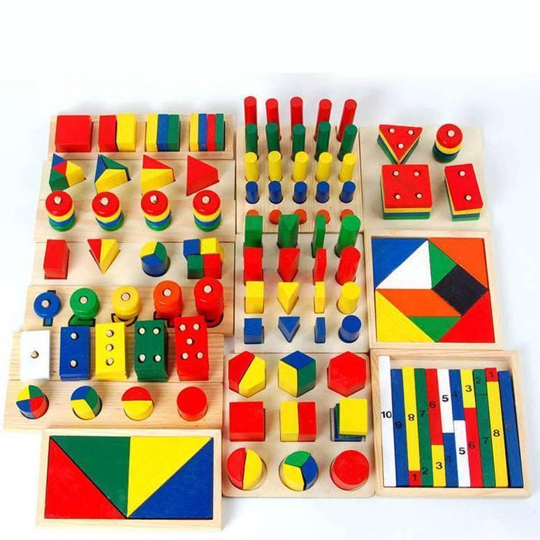 Развивающие игрушки для детей от 1 года: обзор, рекомендации и отзывы