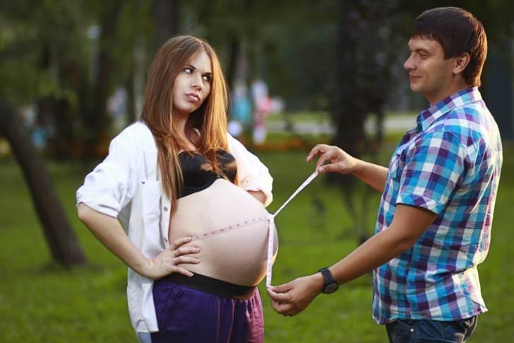 Подскажите про поведение малыша перед родами!