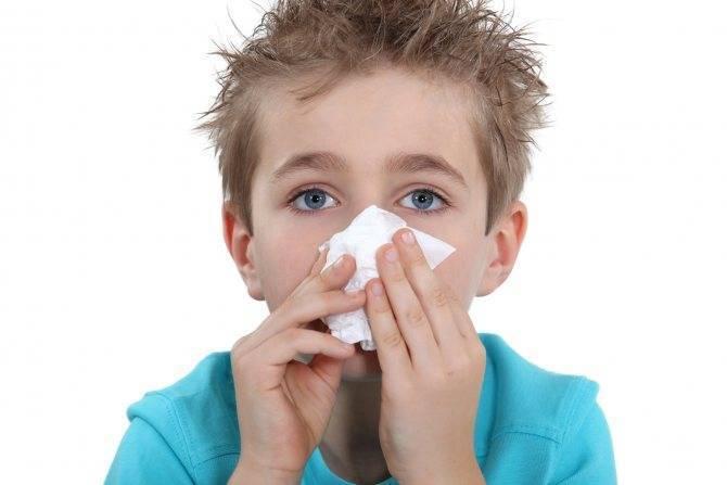 Как промыть нос маленькому ребенку