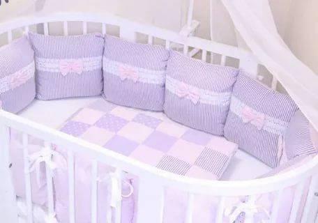 Комплекты в кроватку для новорожденных: как выбрать для малыша