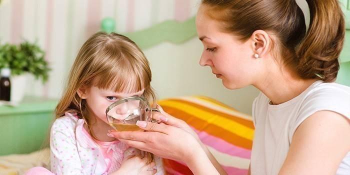 Ингаляции для детей от кашля и насморка