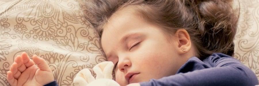 Ребенок 7 лет спит с открытым ртом