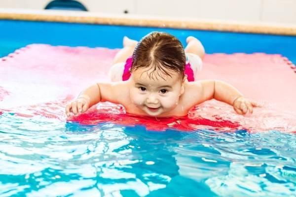 Занятия плаванием с новорожденными и грудничками, все о плавании новорожденных плавание для грудничков | метки: ранний, малыш