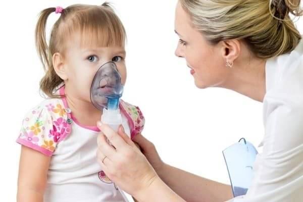 Ингаляции при насморке ребенку 1 год