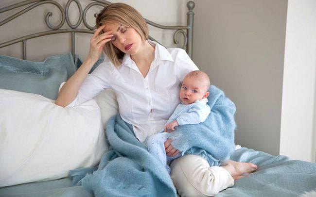 Если мама заболела при грудном вскармливании, заболеет ли ребенок