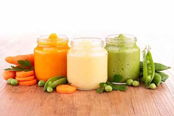 Пюре из цветной капусты для грудничка — рецепт